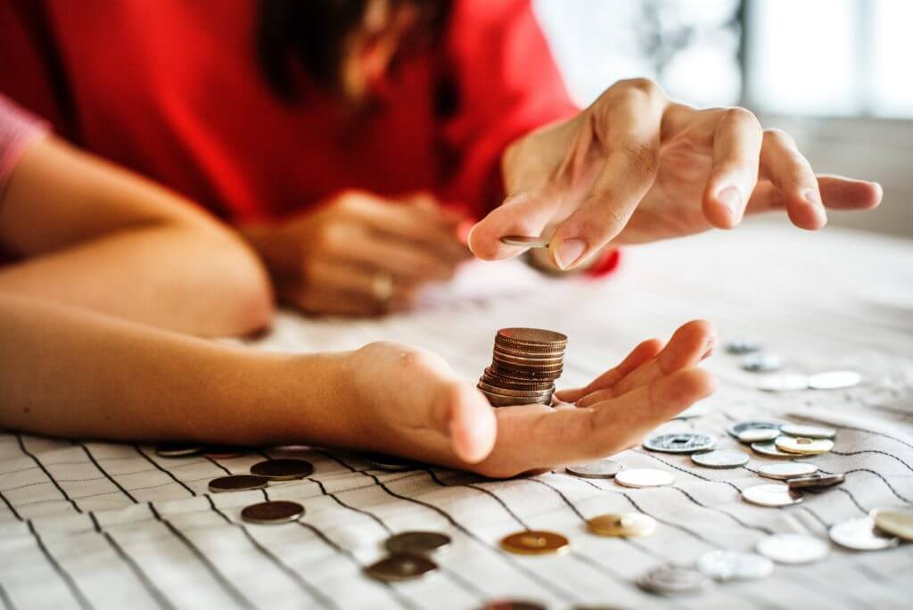 Investering med renters rente effekt