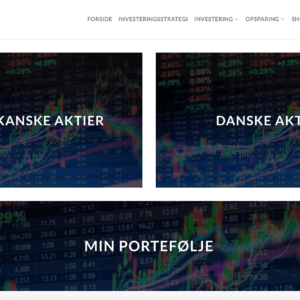 Analyser af aktier
