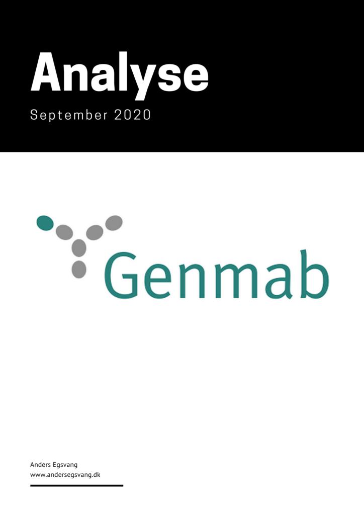 Genmab aktie analyse
