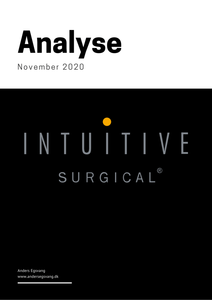 Intuitive Surgical aktieanalyse