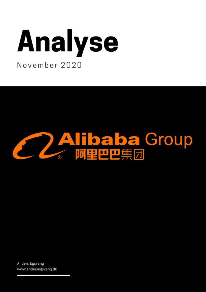 Alibaba Group analyse