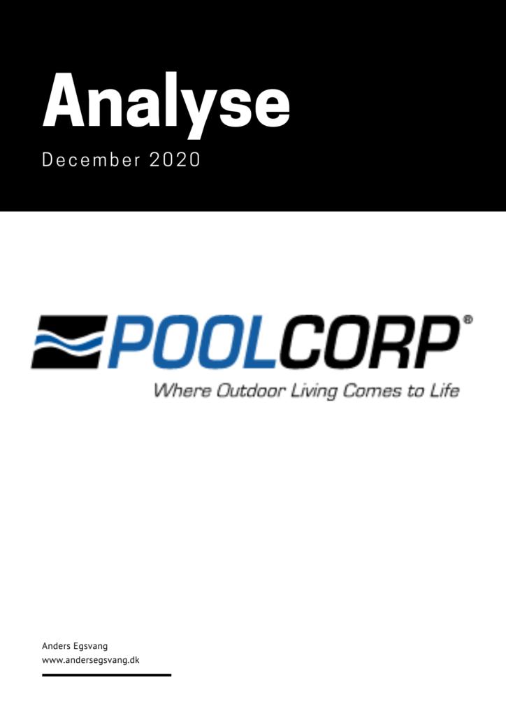 Pool Corporation analyse
