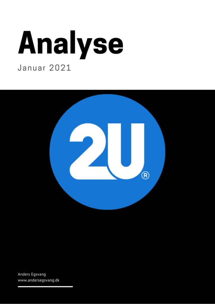 2U Inc analyse
