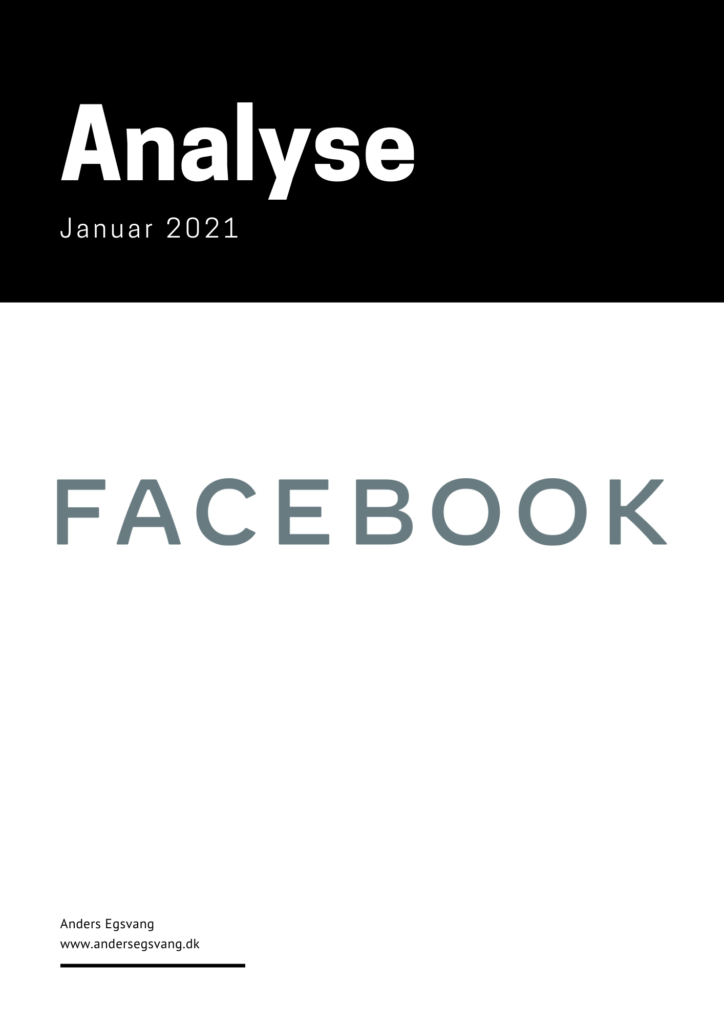 Facebook analyse januar