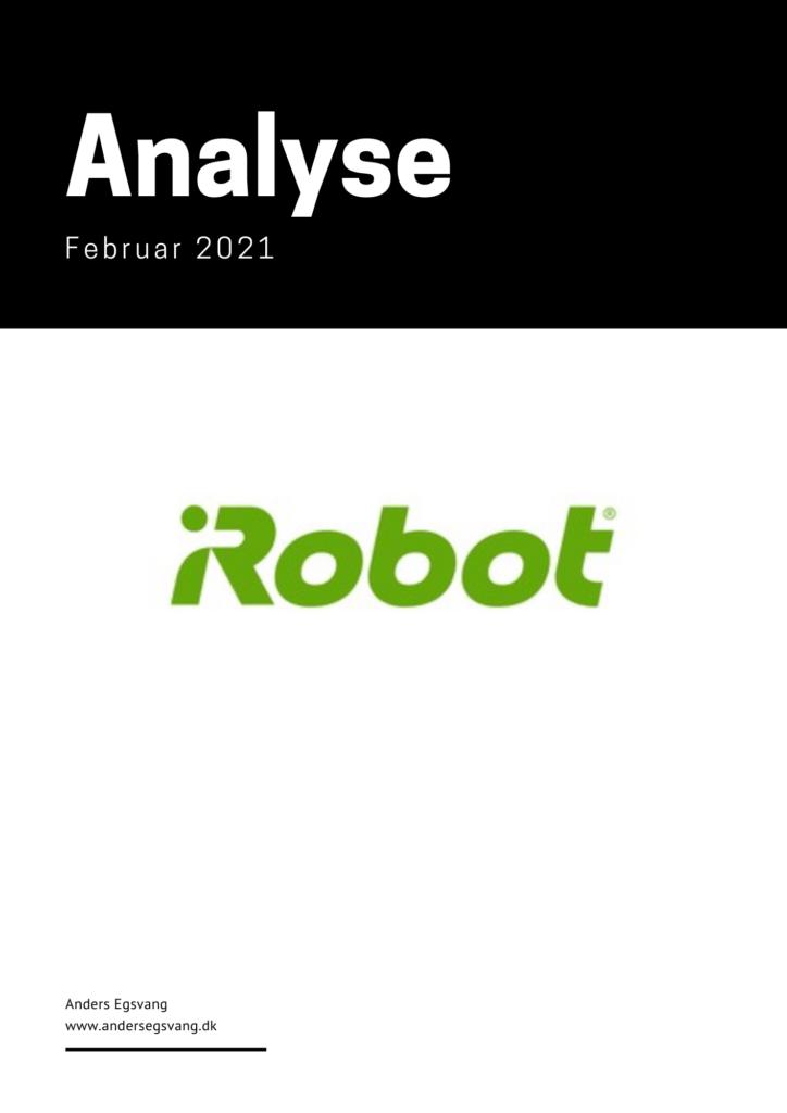 iRobot 2021