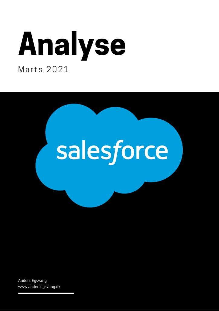 Salesforce analyse