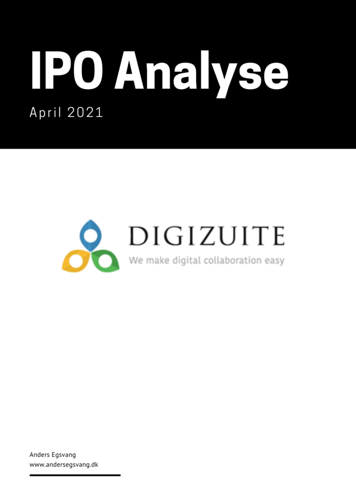 Digizuite IPO analyse