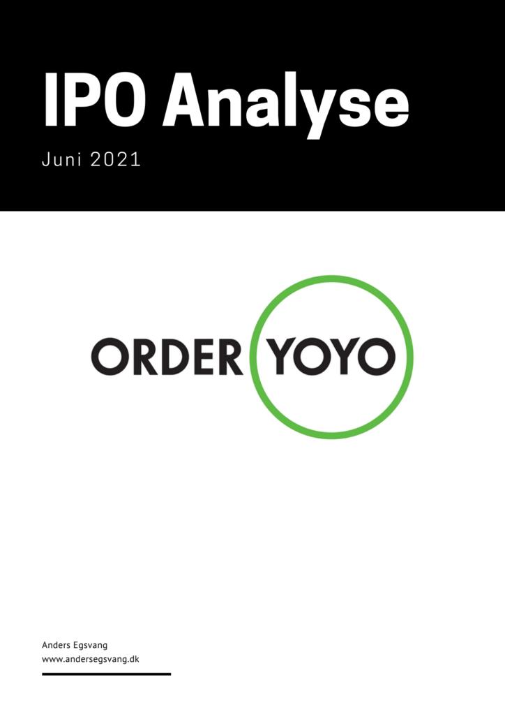 OrderYOYO analyse 2