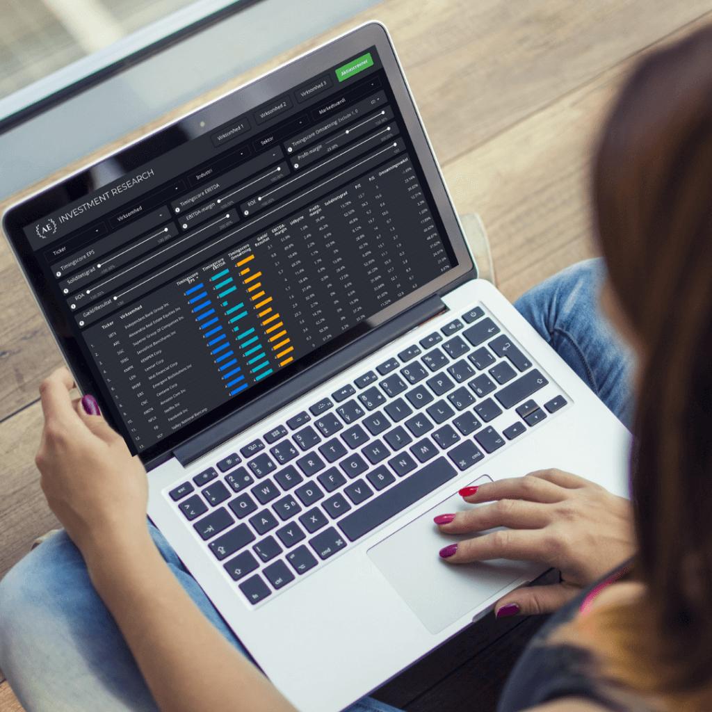 spar tid når du investerer i aktier