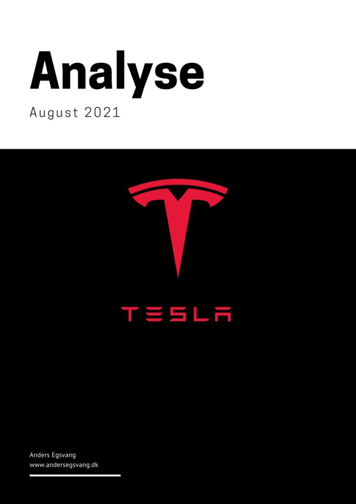 Tesla analyser