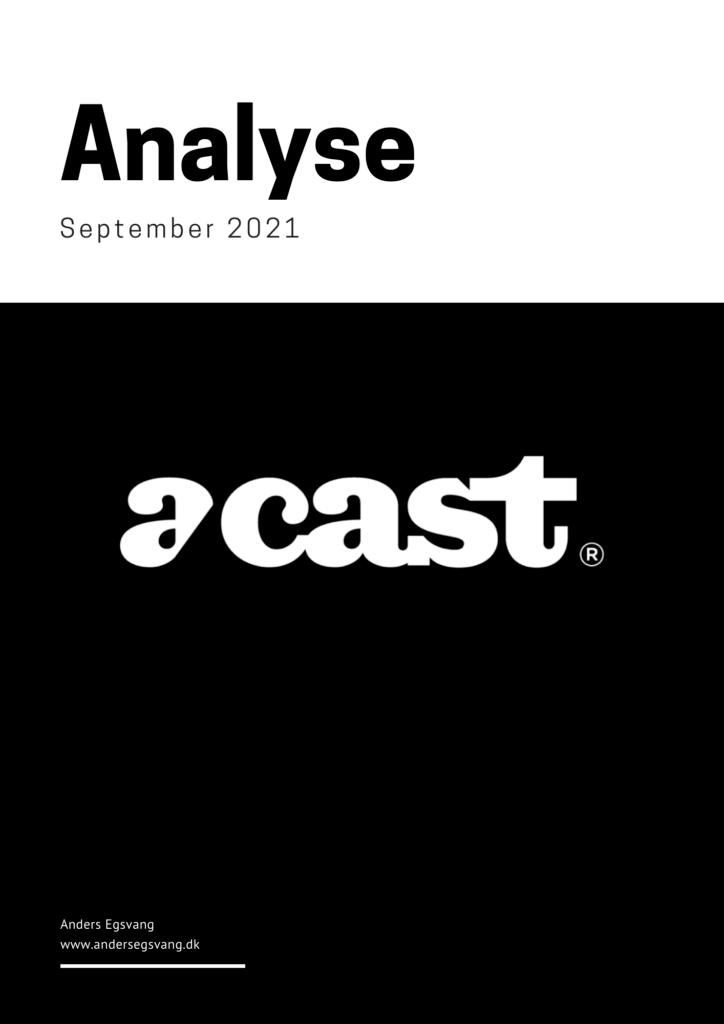 Acast aktie analyse